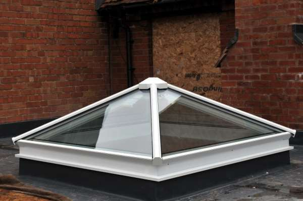 Pyramid Roof Lights Howells Glazing